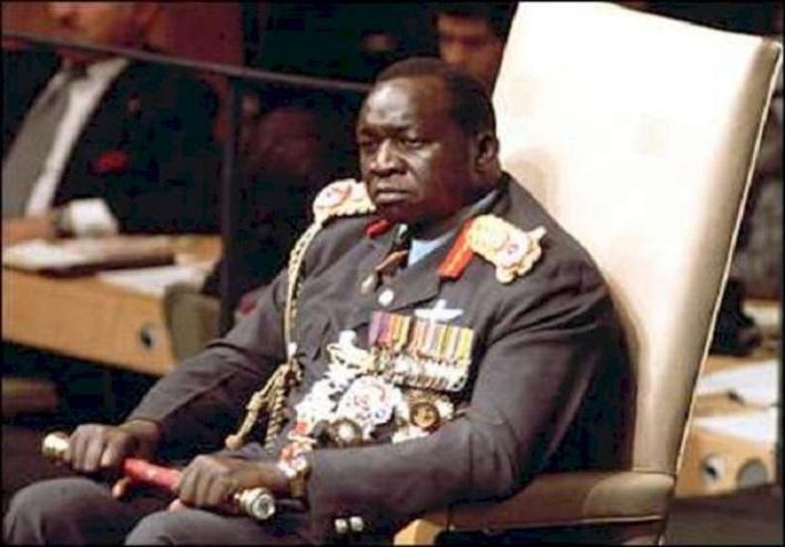 Idi Amin of Uganda (1925 – 2003)