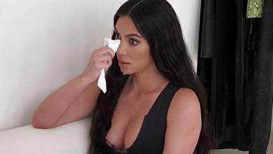 Kim Kardashian responds to Kanye West's bizarre behavior
