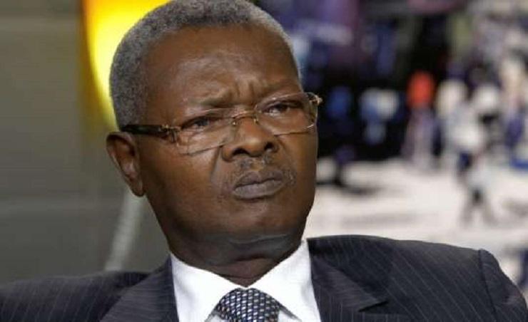 International arrest warrant against Kodjo Agbéyomé, who fled Togo
