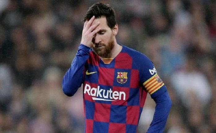 """""""Messi refuses to renew contract and leaves Barça next summer"""""""