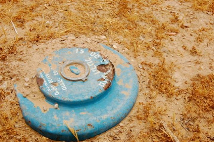 5 African countries with the most Landmines