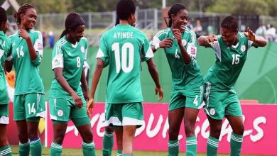 Ranking of 10 best women's football teams in Africa