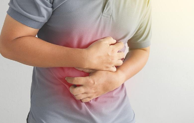 This symptom of a stomach ulcer often mistaken for gastritis