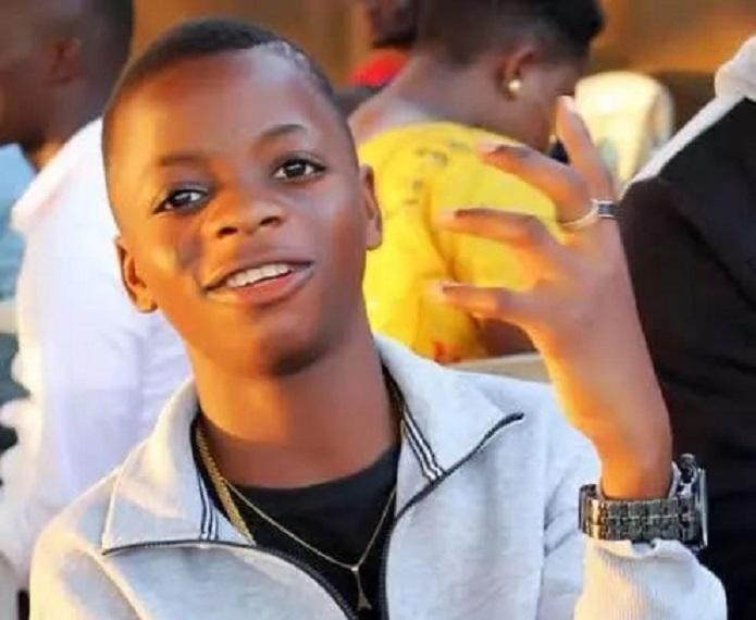 Ahmed Starboy (Nigeria): Richest Kids in Africa: Who are they? find out the top 10