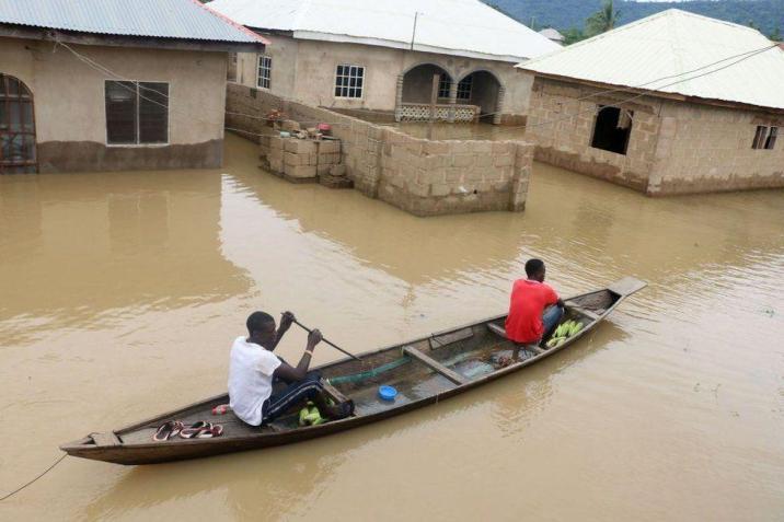 Nigeria: Flood destroys 110 houses as NEMA issues flood alert on 28 States