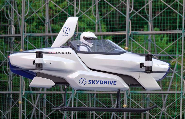 'Flying car' makes successful test flight: should be for sale in 2023