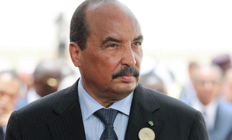 Former Mauritanian President in police custody for corruption