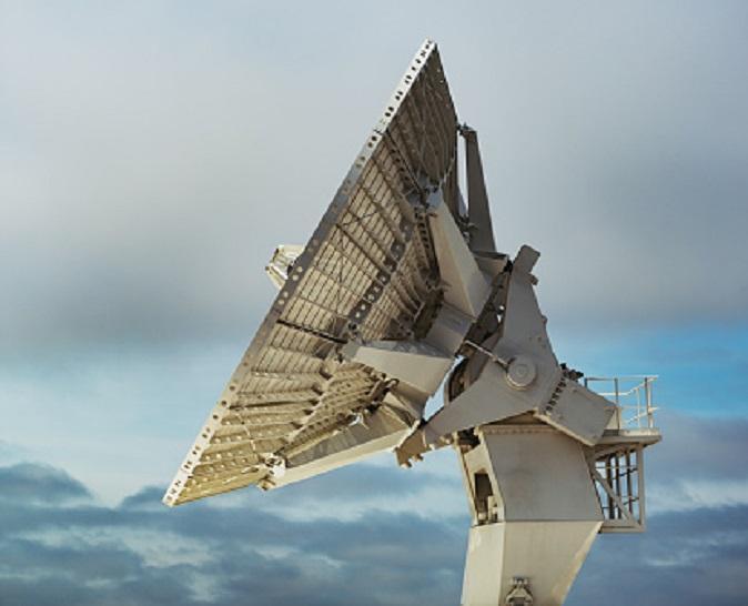 Radar confirms the presence of UFO