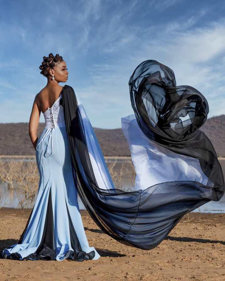 Miss Botswana, Oweditse Phirinyane steals the show