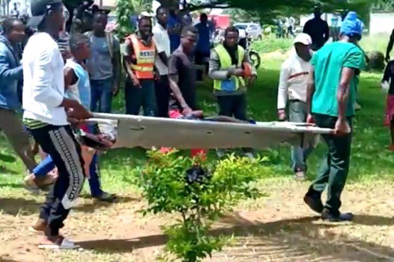In Cameroon, at least 8 children shot in school