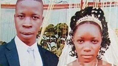 Woman killed by lightning 2 days after the honeymoon