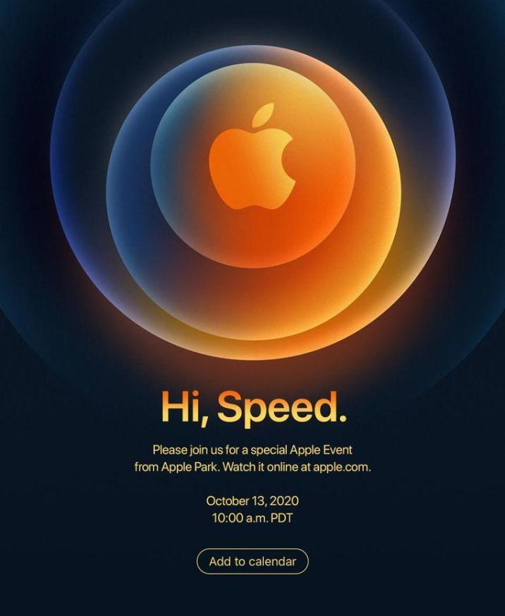 The invitation to the Apple event usually contains hints about the products that will be announced.