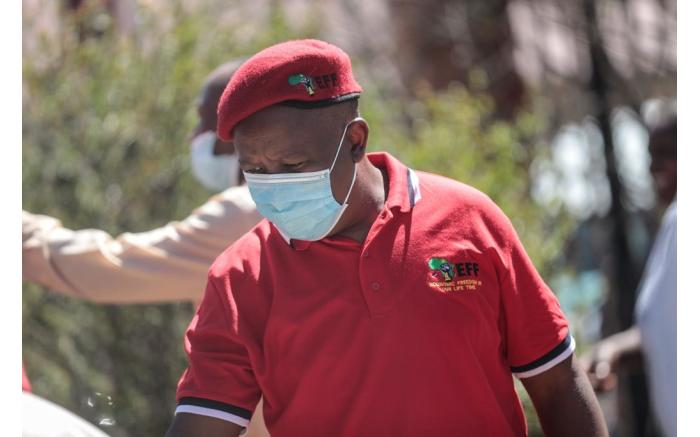 """Julius Malema: """"There are no white farmers killed in South Africa"""""""