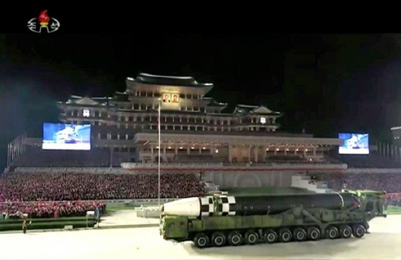 Kim Jong-un's intercontinental missile is capable of destroying US