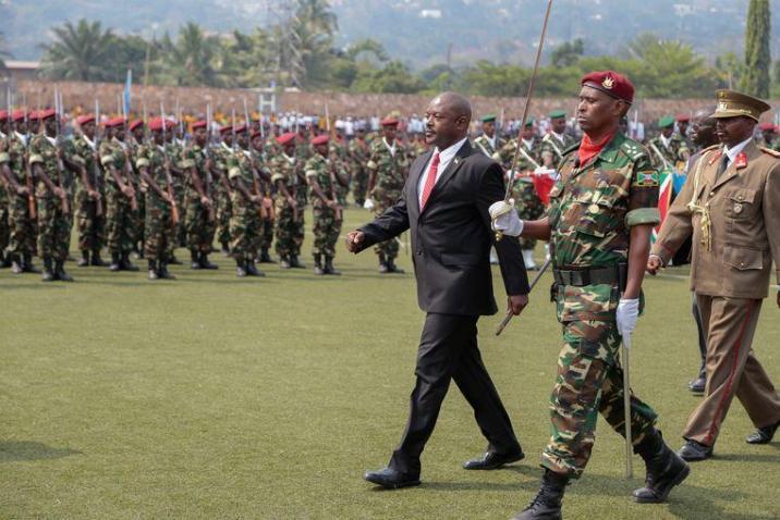 Burundi's president, Pierre Nkurunziza, may have died of Covid-19, albeit rumors.