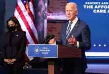 Biden: Shameful that Trump does not admit his loss