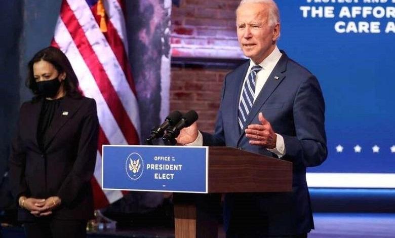 Biden: Shameful that Trump does not admit his loss