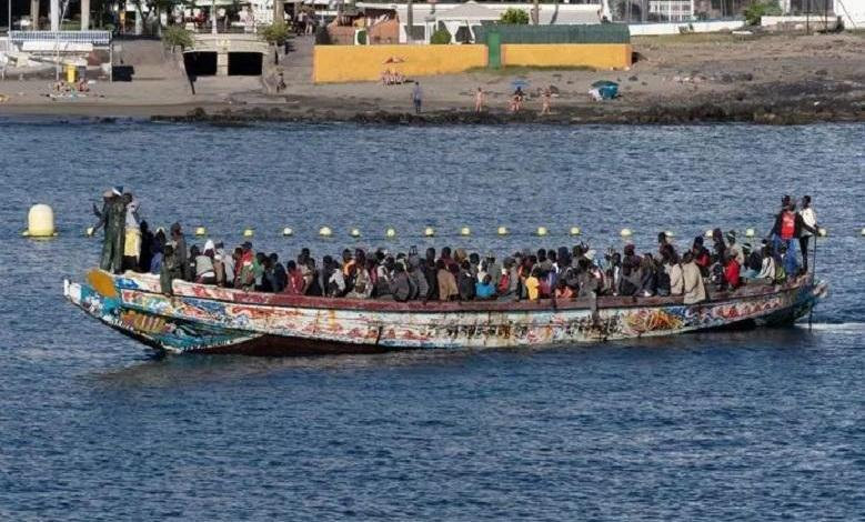 Over 1,600 African migrants reach the Canary Islands in one weekend