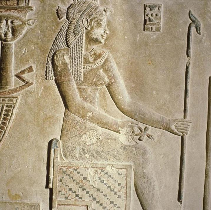 Cleopatra VII – Reign 51-12 B.C. (Ptolemaic Queen of Egypt)