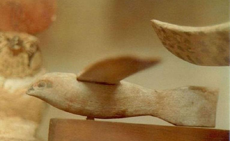 Did aircraft exist in ancient Egypt?