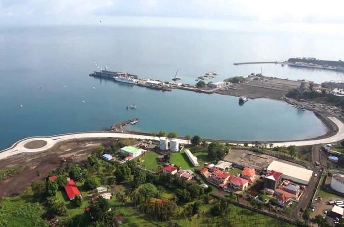 Malabo, the capital of Equatorial Guinea
