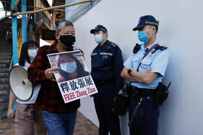 4 years in prison for reporting of outbreak of coronavirus in China