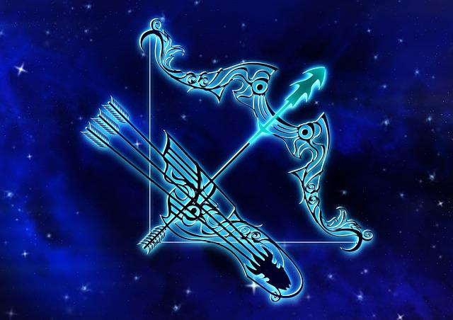 Sagittarius: Positive and passionate