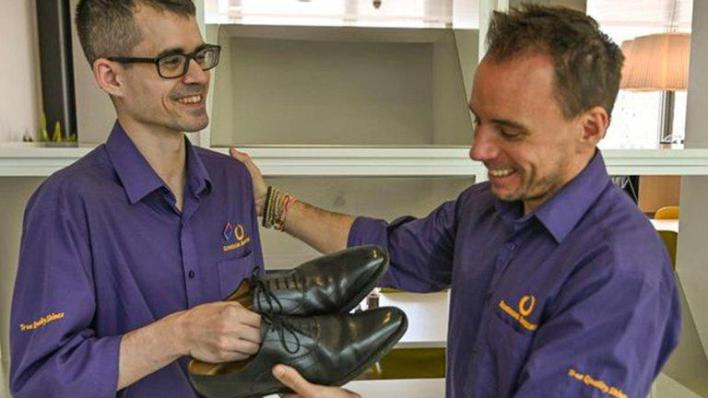 from shoeshiner to a millionaire: Story of Drew Goodall