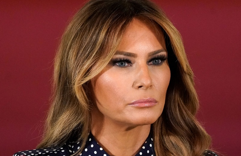 The least popular and unfavorite first lady of United States