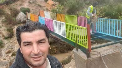 Karim Arfa who build a bridge that brings smiles back to schoolchildren