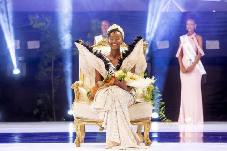 Grace Ingabire: the most beautiful lady in Rwanda