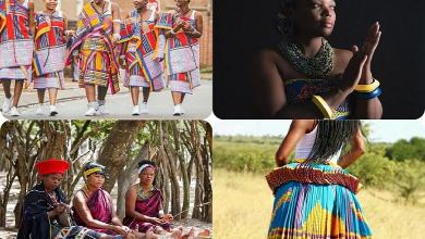 South African traditional clothing styles