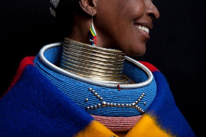 A Ndebele woman