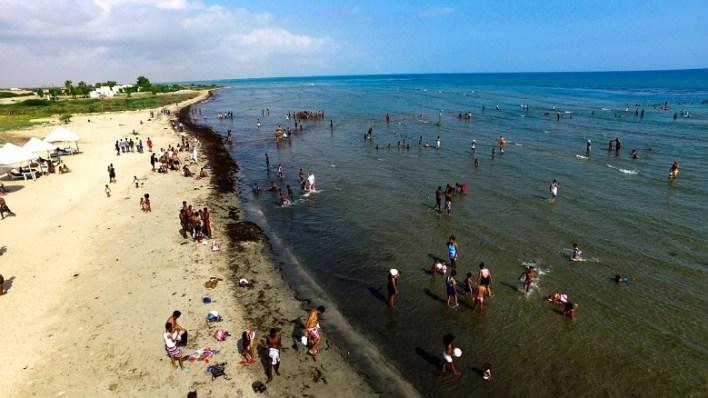 Gurgusum Beach, Eritrea