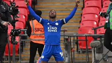 4,000 fans see Iheanacho Leicester shoot to FA Cup final