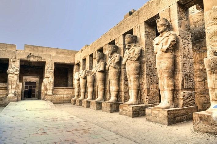 Karnak Temple of Ancient Egypt