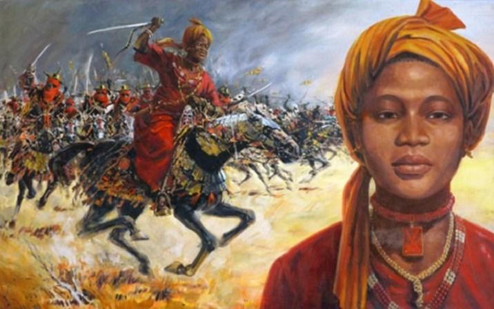 Queen Amina
