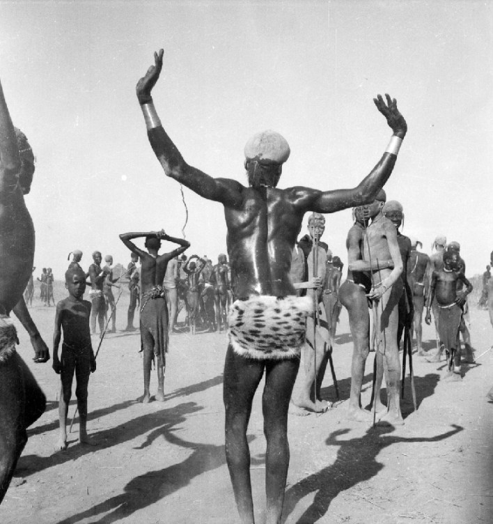 Dance in Dinka Districts 1929-50
