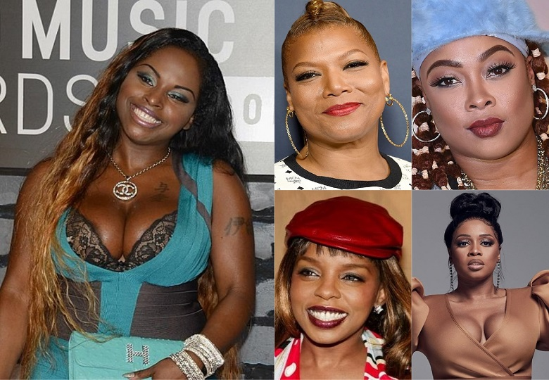 Top 10 best female rappers of all time