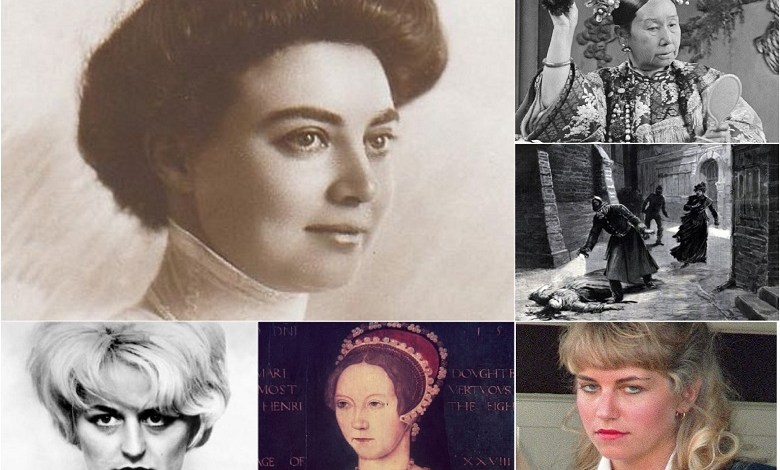 Female tyrants in history
