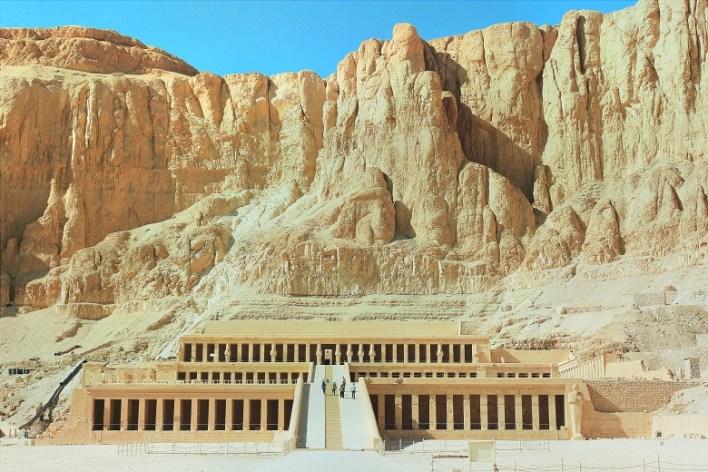 Egyptian Temple of Hatshepsut