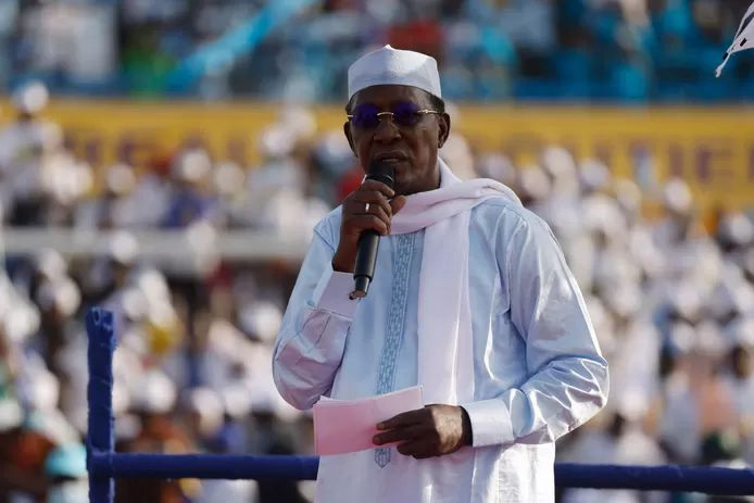 """Chadian President Idriss Déby died of """"injuries sustained while fighting rebel"""""""