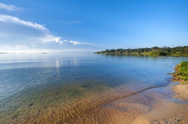 Shores of Lake Victoria