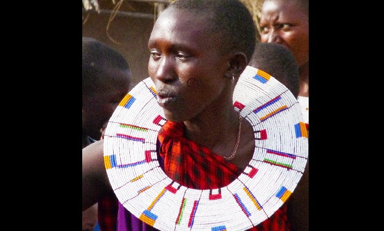African jewelry – bright as life itself