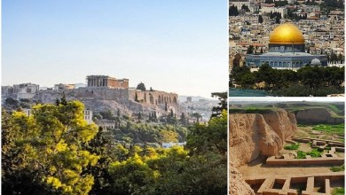 Top 15 oldest cities in the world