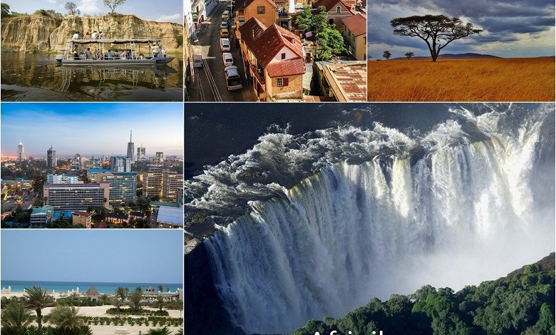 Ten safest and most beautiful countries in Africa