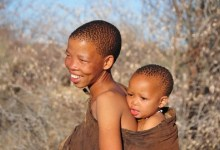 Who are the Khoisan? Once the largest group of humans on Earth