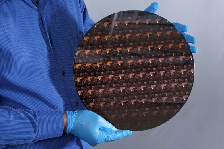 Smallest and most powerful microchip ever designed by IBM
