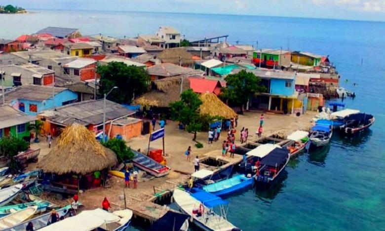 Santa Cruz del Islote: the most populous island in the world