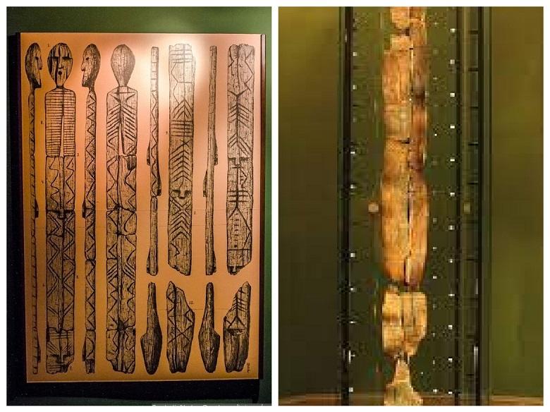 The mystery behind the oldest wooden sculpture: Shigir Idol